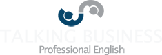 Talking Business Logo